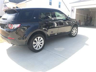 2016 Land Rover Discovery Sport lease in Simpsonville,SC - Swapalease.com