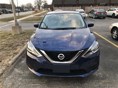 2017 Nissan Sentra lease in Ames,IA - Swapalease.com