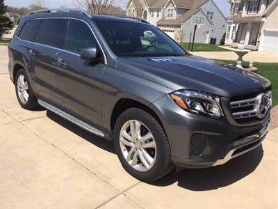 2017 Mercedes-Benz GLS-Class lease in Franklin,WI - Swapalease.com