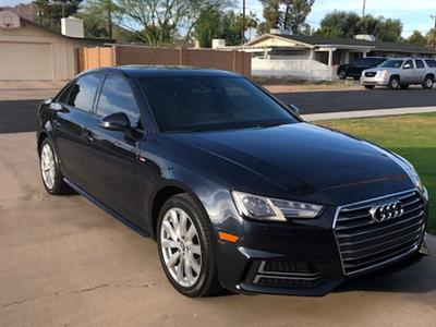 2018 Audi A4 lease in Phoenix,AZ - Swapalease.com