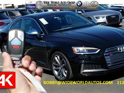 2019 Audi S5 Coupe lease in New York,NY - Swapalease.com
