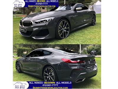 2020 BMW 8 Series lease in New York,NY - Swapalease.com
