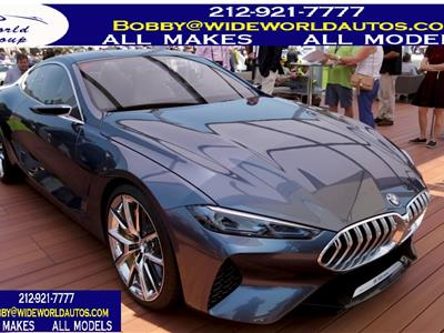 2019 BMW 8 Series lease in New York,NY - Swapalease.com