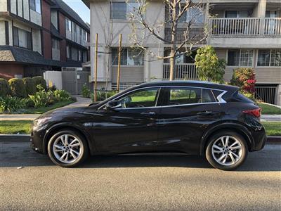 2017 Infiniti QX30 lease in Glendale,CA - Swapalease.com