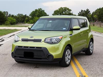 2015 Kia Soul lease in LIBERTY HILL,TX - Swapalease.com