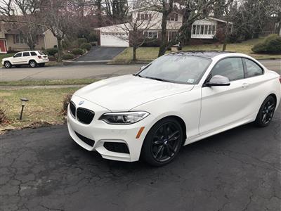 2017 BMW 2 Series lease in East Brunswick,NJ - Swapalease.com