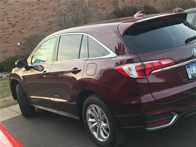 2017 Acura RDX lease in Troy ,MI - Swapalease.com