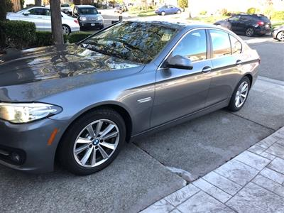 2016 BMW 5 Series lease in San Ramon,CA - Swapalease.com