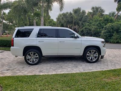 2017 Chevrolet Tahoe lease in Stuart,FL - Swapalease.com