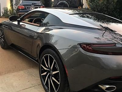 2017 Aston Martin DB11 lease in Beverly Hills,CA - Swapalease.com