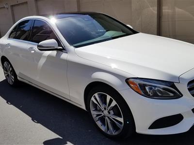 2016 Mercedes-Benz C-Class lease in Roseville,CA - Swapalease.com