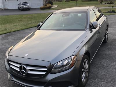 2017 Mercedes-Benz C-Class lease in Newark,DE - Swapalease.com