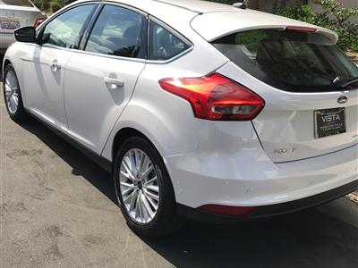 2017 Ford Focus lease in Van nuys,CA - Swapalease.com