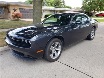 2016 Dodge Challenger lease in Detroit,MI - Swapalease.com