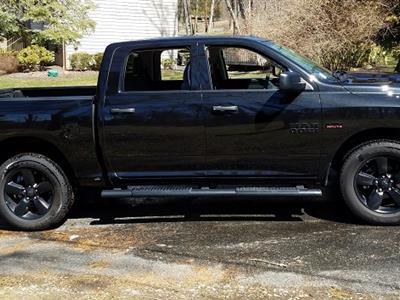 2017 Ram Ram Pickup 1500 lease in MONTVILLE,NJ - Swapalease.com