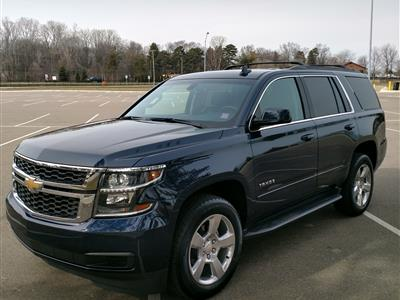 2017 Chevrolet Tahoe lease in Chesterfield,MI - Swapalease.com