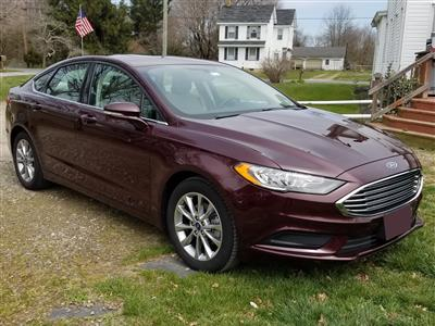 2017 Ford Fusion lease in Clayton,,NJ - Swapalease.com