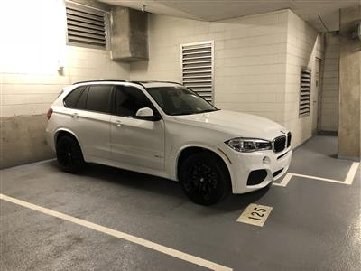 2018 BMW X5 lease in Arlington,VA - Swapalease.com