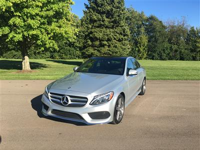 2016 Mercedes-Benz C-Class lease in Dayton,OH - Swapalease.com