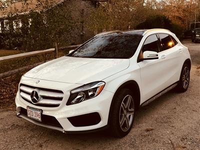 2016 Mercedes-Benz GLA-Class lease in Oak Bluff,MA - Swapalease.com
