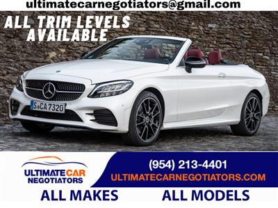 2021 Mercedes-Benz C-Class lease in Fort Lauderdale,FL - Swapalease.com