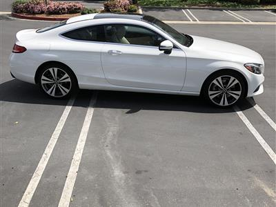 2017 Mercedes-Benz C-Class lease in Aliso Viejo,CA - Swapalease.com