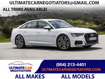2019 Audi A6 lease in Fort Lauderdale,FL - Swapalease.com