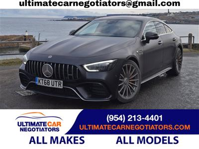 2019 Mercedes-Benz AMG GT lease in Fort Lauderdale,FL - Swapalease.com