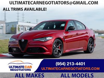 2019 Alfa Romeo Giulia lease in Fort Lauderdale,FL - Swapalease.com