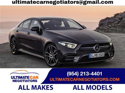 2019 Mercedes-Benz CLS Coupe lease in Fort Lauderdale,FL - Swapalease.com