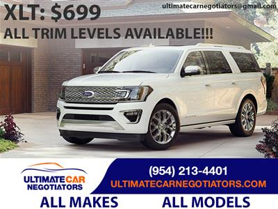 2019 Ford Expedition lease in Fort Lauderdale,FL - Swapalease.com
