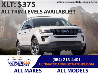2019 Ford Explorer lease in Fort Lauderdale,FL - Swapalease.com
