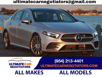2020 Mercedes-Benz A-Class lease in Fort Lauderdale,FL - Swapalease.com