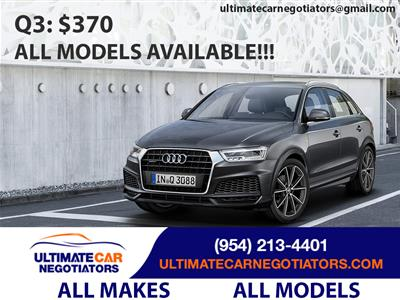 2018 Audi Q3 lease in Fort Lauderdale,FL - Swapalease.com