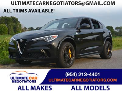 2019 Alfa Romeo Stelvio lease in Fort Lauderdale,FL - Swapalease.com