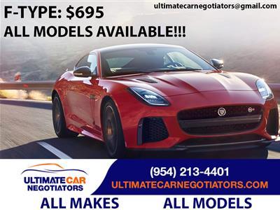 2018 Jaguar F-Type lease in Fort Lauderdale,FL - Swapalease.com