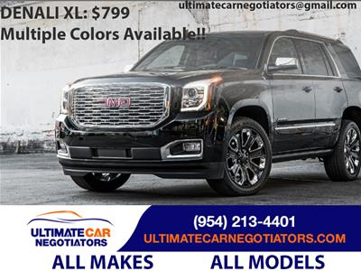 2019 GMC Yukon XL lease in Fort Lauderdale,FL - Swapalease.com