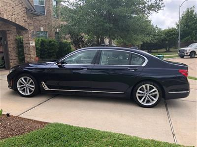 2016 BMW 7 Series lease in Missouri City,TX - Swapalease.com