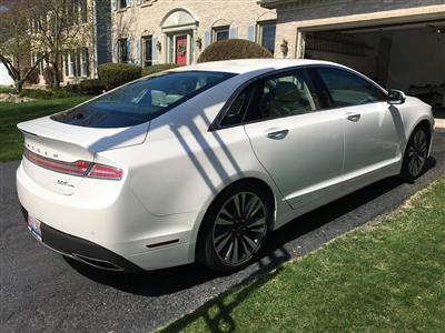 2017 Lincoln MKZ lease in Naperville,IL - Swapalease.com