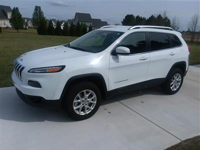 2018 Jeep Cherokee lease in Grimesland,NC - Swapalease.com