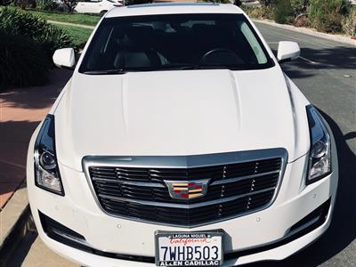 2017 Cadillac ATS lease in San Clemente,CA - Swapalease.com