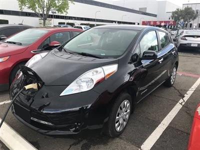 2017 Nissan LEAF lease in San Jose,CA - Swapalease.com