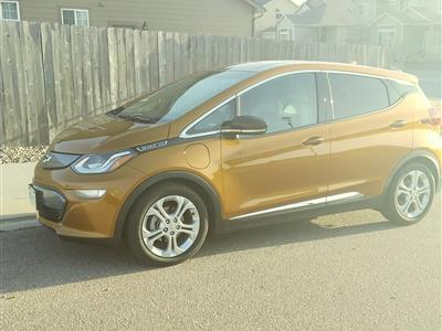 2017 Chevrolet Bolt EV lease in Colorado Springs,CO - Swapalease.com