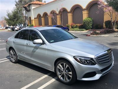 2016 Mercedes-Benz C-Class lease in THOUSAND OAKS,CA - Swapalease.com