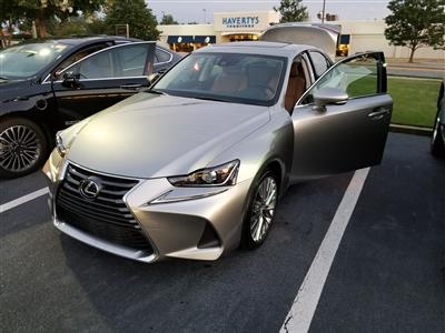 2017 Lexus IS 200t lease in Parkland,FL - Swapalease.com