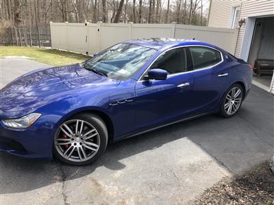 2015 Maserati Ghibli lease in Montebello,NY - Swapalease.com