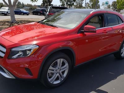 2017 Mercedes-Benz GLA SUV lease in San Diego,CA - Swapalease.com