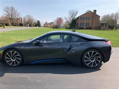 2016 BMW i8 lease in Washington,DC - Swapalease.com