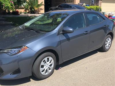 2017 Toyota Corolla lease in Manteca,CA - Swapalease.com