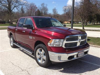 2017 Ram Ram Pickup 1500 lease in North Olmstead,OH - Swapalease.com
